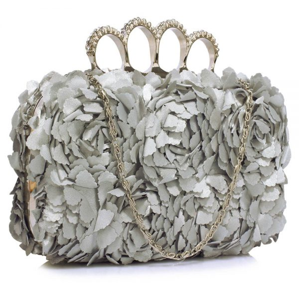 lse00145-silver-womens-knuckle-rings-evening-bag